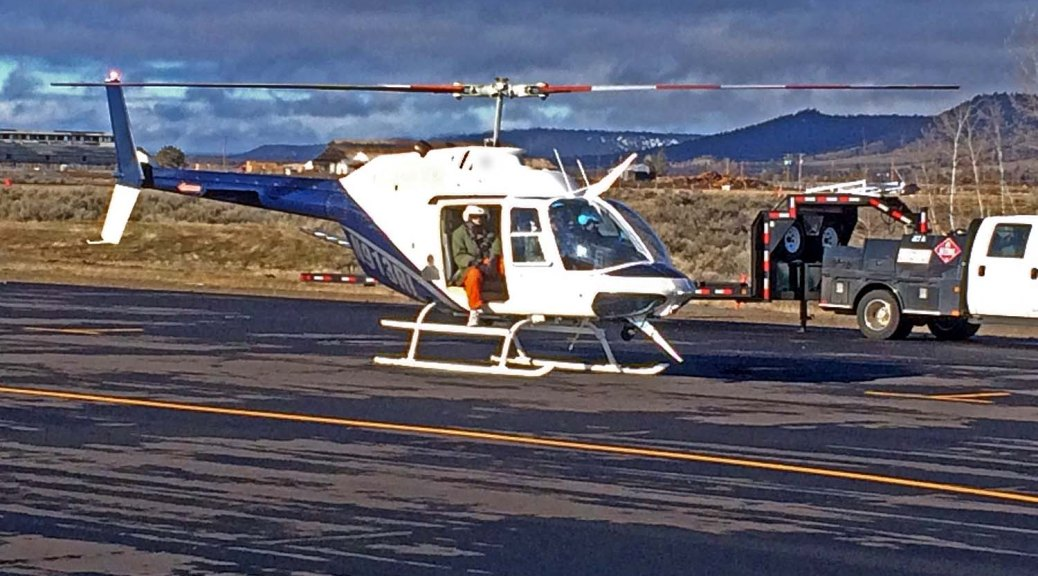 Cdfw using helicopters to survey wildlife in modoc lassen for California fish and wildlife