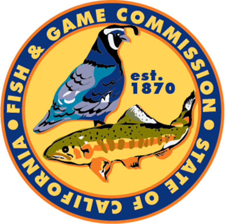 California Fish and Game Commission logo