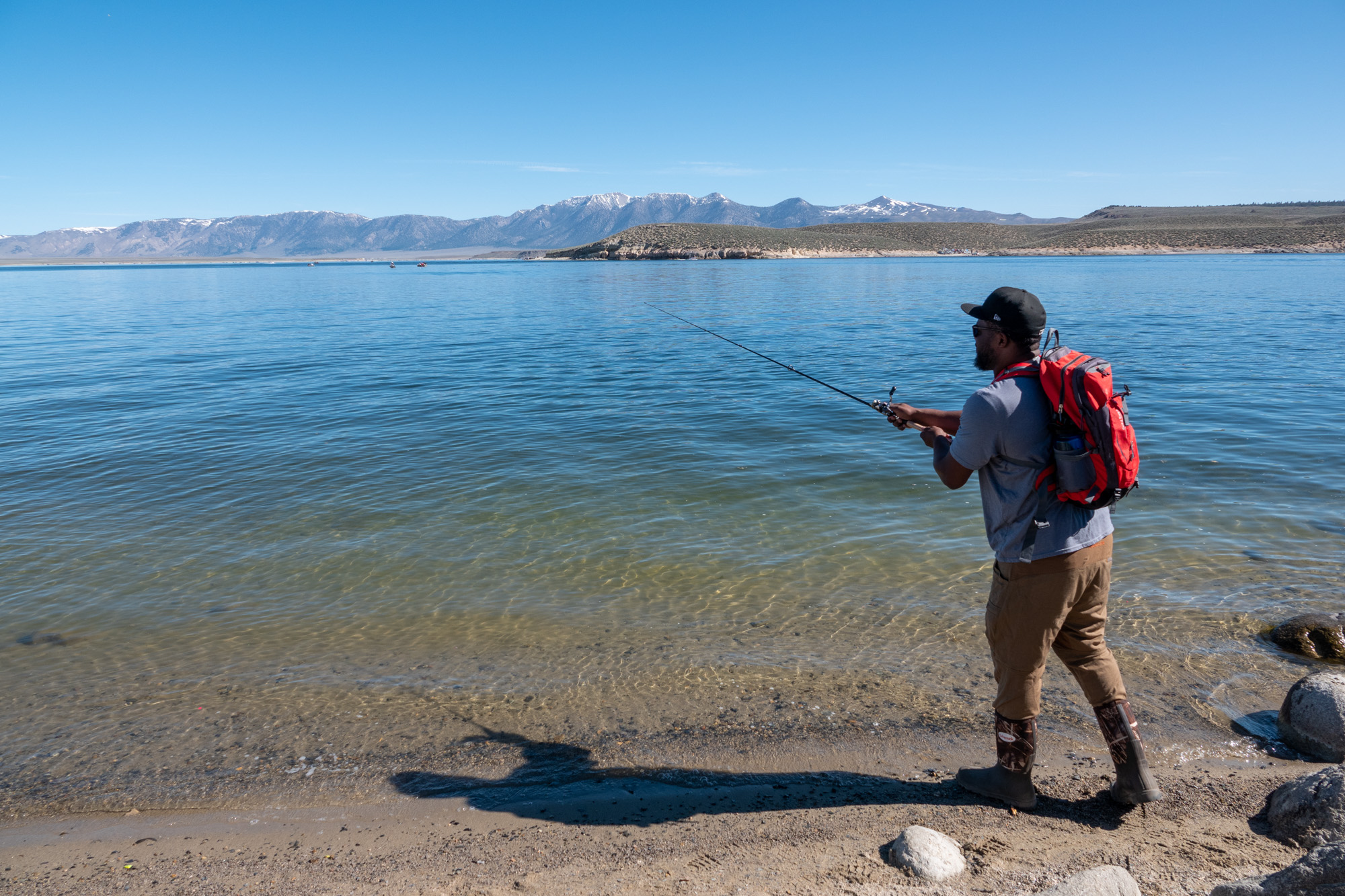Fourth Of July Is Free Fishing Day In California Cdfw News