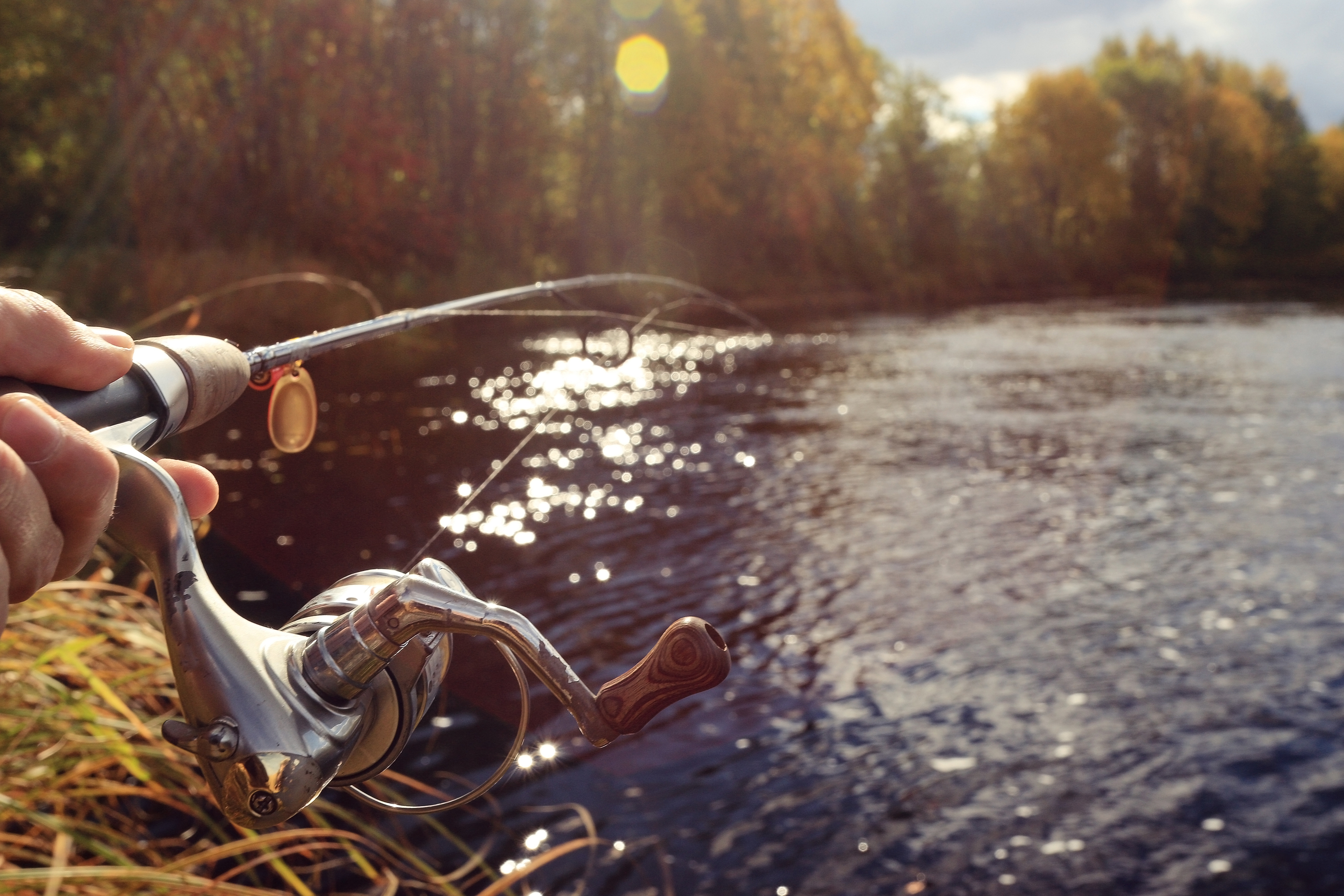 Sept 5 Is Free Fishing Day In California Cdfw News